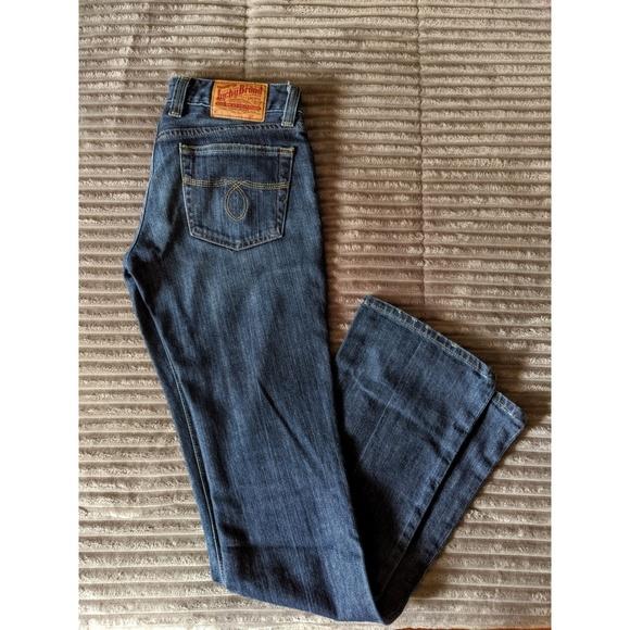 Lucky Brand Denim - Luck Brand Blue Jeans